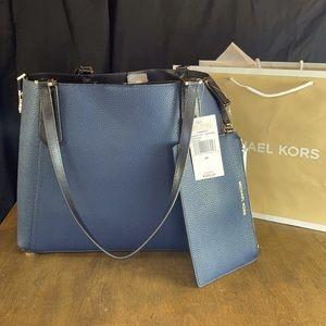 NWT Michael Kors Kimberly Grab Bag